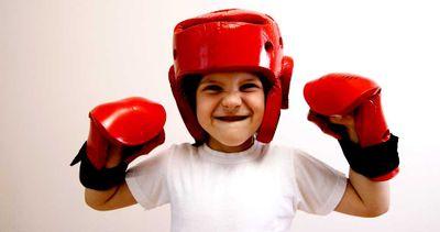 Проблема выбора: отдавать ли ребенка на бокс?