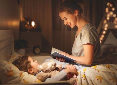 Какие вопросы необходимо задать ребёнку перед сном?