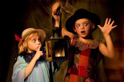 Возможности развития детей средствами театральной педагогики