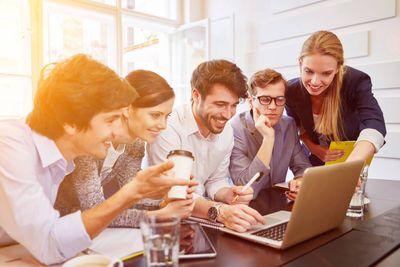 Как стать лидером в коллективе?
