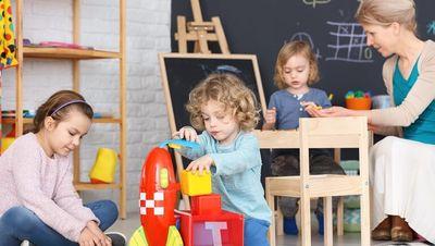 Как подготовить ребенка к посещению детского сада?