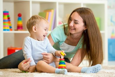 Мой трехлетний ребенок «как все», надо ли его развивать?