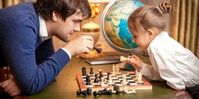 Как научить ребёнка играть в шахматы?