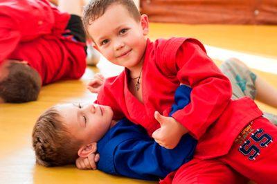 Как влияет самбо на ребенка?