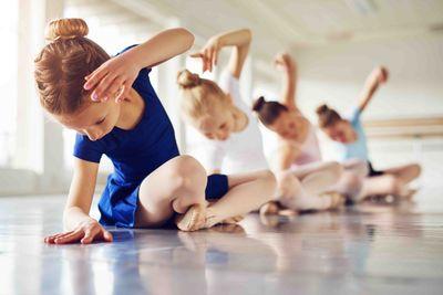 Польза танца для маленьких детей