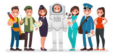 Как ребенку выбрать будущую профессию?