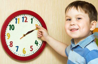 Как режим дня влияет на ребенка?